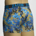 Zaccini Boxer Short Painted Flowers green 2