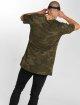 Merchcode T-Shirt Hustler Logo Camo camouflage 3