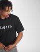 Mister Tee T-Shirt Liberté black 0