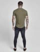 Sik Silk T-Shirt Gym khaki 3