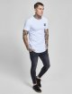 Sik Silk T-Shirt Gym white 1