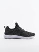 Urban Classics Sneakers Knitted Light black 2