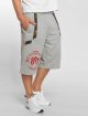 Yakuza Short Urban Sweat gray 0