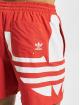 adidas Originals Badeshorts Big Trefoil red