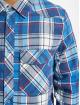 Brandit Shirt Check blue
