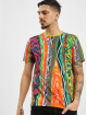 Carlo Colucci T-Shirt Retro colored