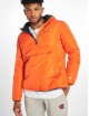 Champion Legacy Winter Jacket Hooded orange