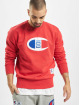 Champion Rochester Pullover One Hundred red