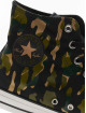 Converse Sneakers Chuck Taylor All Star Wordmark And Camo Print black