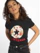 Converse T-Shirt In Bloom black 0