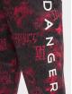 Dangerous DNGRS Sweat Pant Hard Bullet red