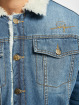 De Ferro Denim Jacket Blue Signature blue