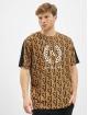 Deus Maximus T-Shirt Calliope brown