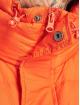 Dickies Puffer Jacket Oakvale orange 4