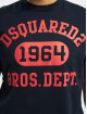 Dsquared2 T-Shirt 1964 blue