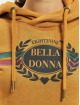 Eight2Nine Hoodie Bella Donna brown