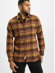 Jack & Jones Shirt jprBlujamie One Pocket brown