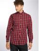 Jack & Jones Shirt jjeGingham red