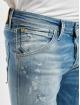 Jack & Jones Slim Fit Jeans jjiGlenn Jjfox blue