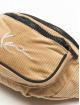 Karl Kani Bag Signature Cord Tape brown