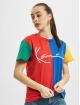 Karl Kani T-Shirt Signature Block red
