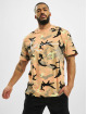 Karl Kani T-Shirt Signature Camo rose