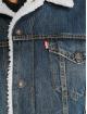 Levi's® Lightweight Jacket Type 3 Sherpa Trucker Denim blue
