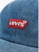 Levi's® Snapback Cap Mid Batwing Ball Denim blue