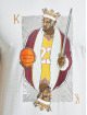 Mister Tee T-Shirt King James La white