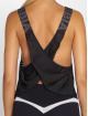 Nebbia Top Wrap Up black 1