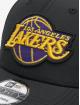 New Era Snapback Cap 9Forty Hook LA Lakers black