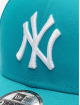 New Era Snapback Cap MLB New York Yankees League Essential 9forty turquoise 3