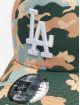 New Era Trucker Cap MLB Los Angeles Dodgers Camo 9forty A-Frame beige