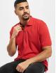 New York Style Poloshirt Pius red