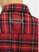PEGADOR Shirt Flato Heavy Flannel red