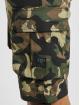 Pelle Pelle Short Basic camouflage