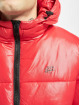 Sixth June Puffer Jacket Vinyl Down red