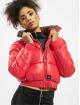 Sixth June Puffer Jacket Vinyl red