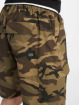 Sixth June Short Fashion Army camouflage