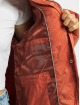 Stitch & Soul Puffer Jacket Cant Live orange