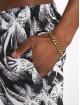 Urban Classics Badeshorts Pattern black