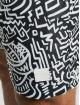 Urban Classics Badeshorts Pattern  Swim black