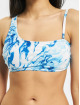 Urban Classics Bikini Ladies Asymmetric Tank Top white