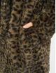Urban Classics Coats Ladies Leo Teddy olive