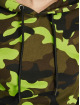 Urban Classics Hoodie Cropped Camo camouflage