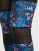 Urban Classics Leggings/Treggings Camo Tech Mesh purple