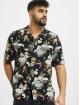 Urban Classics Shirt Viscose Aop black