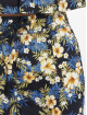 Urban Classics Short Pattern Resort blue 3
