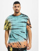 Urban Classics T-Shirt Tie Dye Oversized T-Shirt black