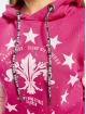 Yakuza Hoodie Dot Lily Two Face pink